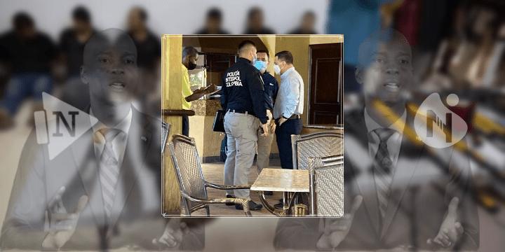 Kolonbi delege yon ekip nan Direksyon  Inite Espesyal Envestigasyon Kriminèl an Ayiti