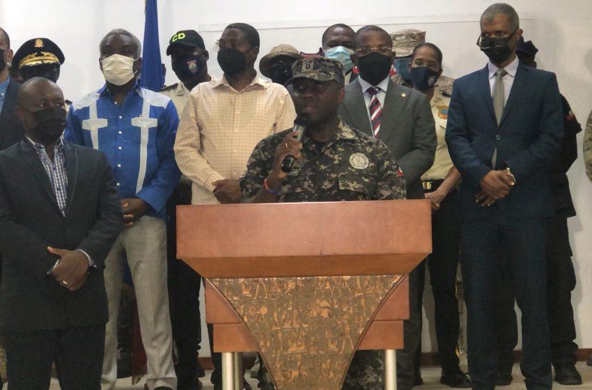 Ayiti-Aktyalite: Otorite yo prezante bilan operasyon yo mennen nan kad asasina prezidan Jovenel Moïse
